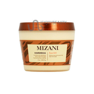 Mizani Rose H2O Conditioning Hairdress 8oz New Look /w Free Nail File