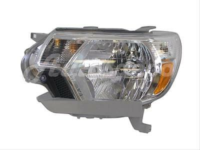 New Headlight Filler Driver Side for Toyota Tacoma TO1088118 2012 to 2015