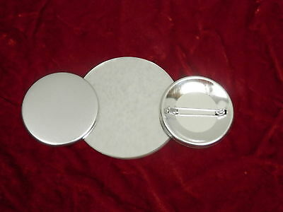 "500 1 3/4"" Complete Button Parts, Compatible with All American Made Machines"