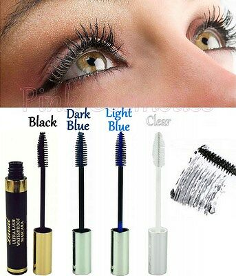 Laval Ultra Lash MASCARA Black Lashes WATERPROOF for Eyes or Brows