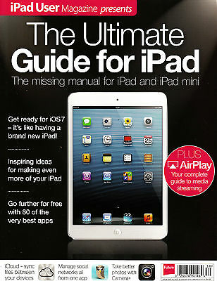 THE ULTIMATE GUIDE for iPAD Vol 7 The Missing Manual for iPad & iPad Mini @NEW@