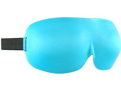 Dream Essentials Contoured Sleep Mask - Aqua Blue