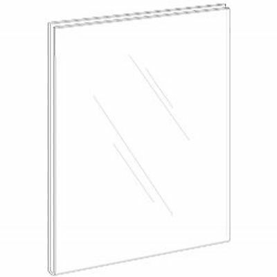 8.5x11 Clear Styrene Wall Mount Sign Holder      Lot of 25       DS-LHPN-8511-25