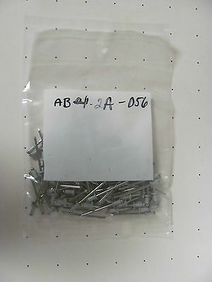 "1000 pcs Alcoa Aluminum Blind Pop Rivet AB4-2A 1/8"" Silver Grey Lot Buttonhead"