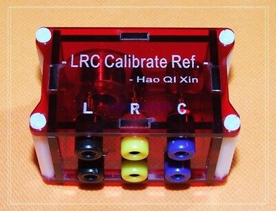 High Precision Inductance resistor capacitor LRC Calibrate Reference Module