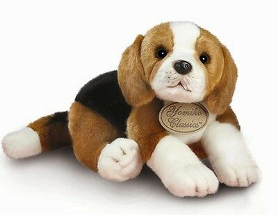 "Russ Berrie Yomiko 17.5"" Plush Beagle ~NEW~"