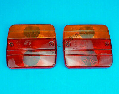 Replacement Lens for DAFA Rear Trailer Lamp Light - DF-TR004