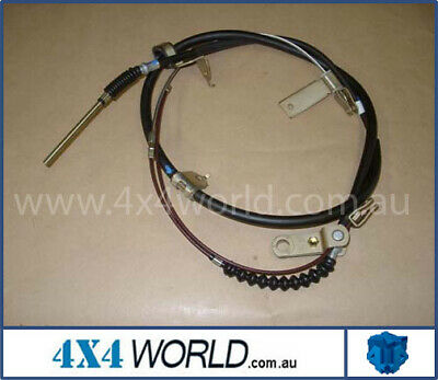 For Toyota Hilux RZN169 RZN174 Hand Brake Cable - Rear