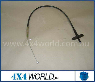 Toyota Landcruiser HJ45 Series Accelerator Cable - H 75-77