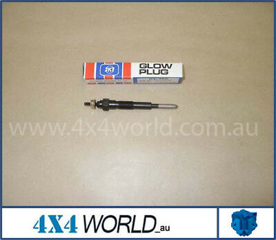 Toyota Landcruiser HJ75 Series Engine Glow Plugs(6) - 2H 88-