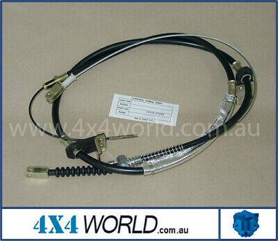 holden commodore ve ute rear rand brake cable black   green m nos  u2022 aud 56 65 picclick au 1990 Toyota Hilux 2018 Toyota Hilux