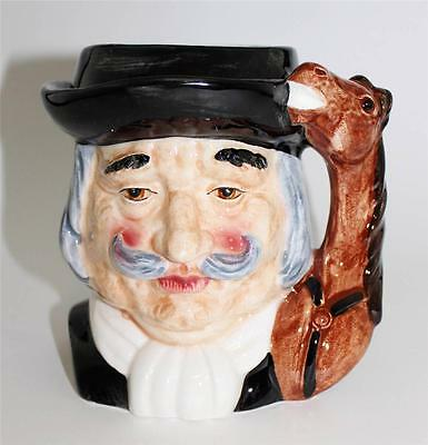 Royal Winton Grimwades Character Toby Jug Mug Horse Head Handle, 5 1/2""