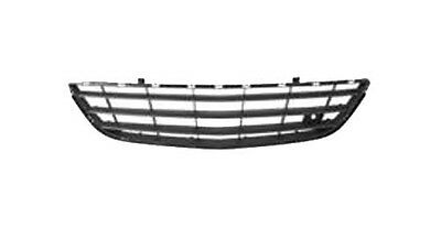 Vauxhall Corsa D 2006 - 2011 Front Bumper Lower Grille Black New