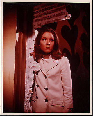 The Avengers Diana Rigg As Emma Peel Great Sexy 8X10