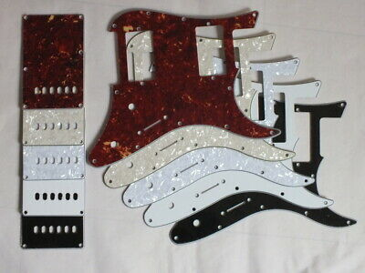 HH SCRATCH PLATE Pickguard SET in 4 Colours to fit Yamaha Pacifica 112 guitar