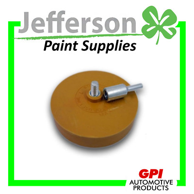 Caramel Wheel / Pinstripe Remover Wheel - adhesive tape pin stripe removal