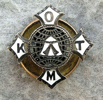 Knights of the Maccabees Vintage Lapel Pin