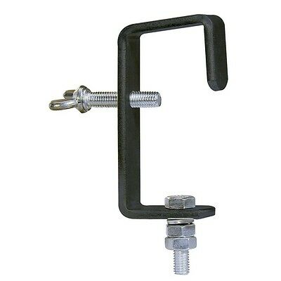 New G-Clamp 50mm Stage Lighting G CLAMP Black Light Effects Clamps Gclamp