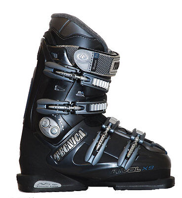 Brand New!! Tecnica Rival X9 Ladies Women All Mountain Ski Boots 90% Off!!