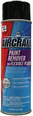 Aircraft Paint Remover for Plastic, Aerosol KLE-EUP367 Brand New!