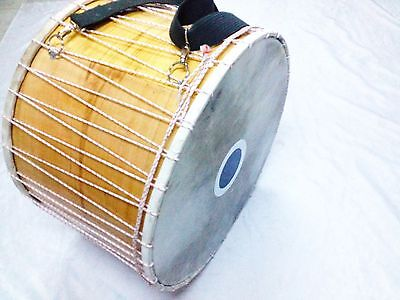"22 "" Turkish  Percussion  Drum Davul Animal Skin New"