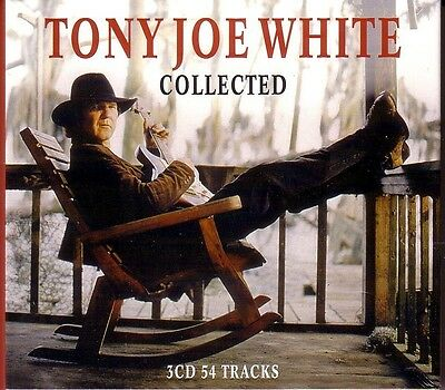 3 CD (NEU!) . Best of TONY JOE WHITE (Polk Salad Annie Steamy Windows mkmbh