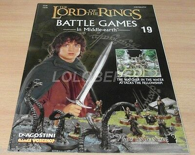 LORD OF THE RINGS Battle Games in Middle-earth Magazine Issue 19