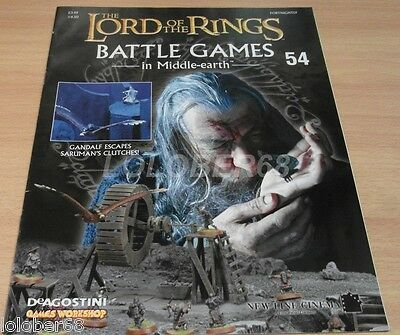 LORD OF THE RINGS =Battle Games in Middle-earth= Magazine Issue 54