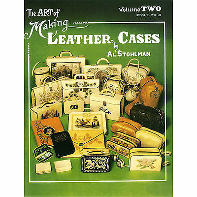 Art Of Making Leather Cases Volume Two 61941-02
