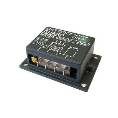 Battery Guard 12V DC Maximum Switching Capacity: 20A With Additional Cooling