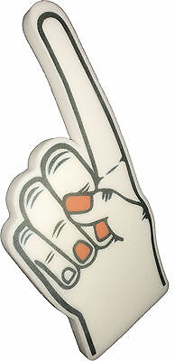 Miley Cyrus 5 mile high style GIANT Pointy Finger Foam Hand