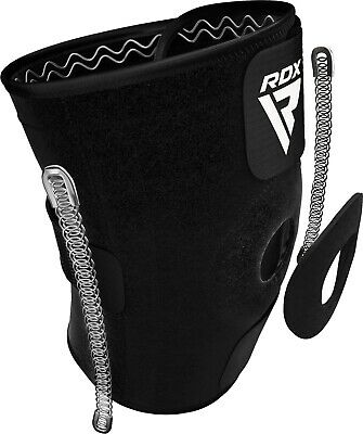 RDX Neoprene Knee Brace Support Pad Strap Guard MMA Protector Gel Sports Work TK