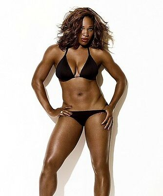 Serena Williams 8X10 Glossy Photo Picture Image #3