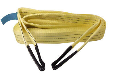 Industry Polyester Webbing Flat Lifting Slings Double Ply 1T-8Tx2-10m Certified