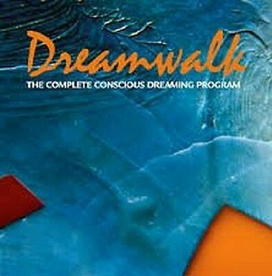 The Complete Conscious Dreaming Programme Dreamwalk Cd *new*