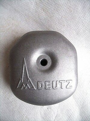 Deutz Intrac 2002 Ventildeckel - FL912/FL913