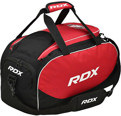RDX Sports Duffle Bag Shoulder Strap Gym Travel Luggage Backpack Handbag Fitness