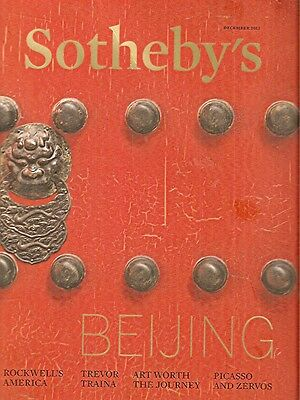 Sotheby's World Wide Highlights Auction Catalog December 2013