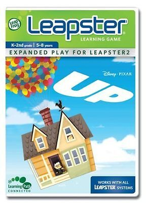 Leap Frog Leapster Disney Pixar Up New Factory Sealed!