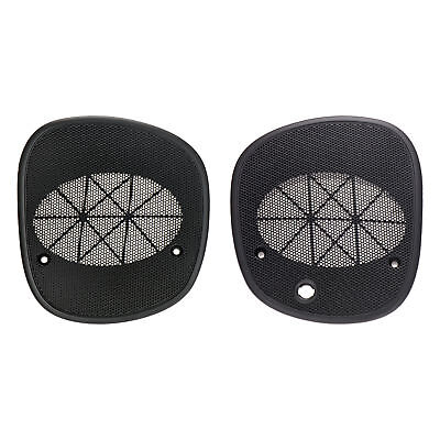 OEM NEW Right & Left Speaker Grille Cover Set Blazer Jimmy S10 Sonoma Brvada