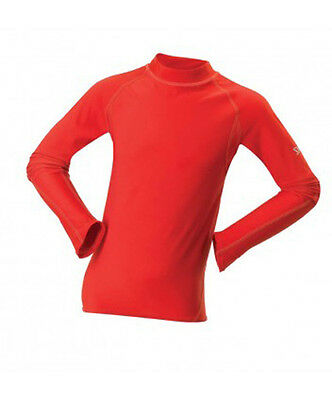 Spalding Junior Boy Girl Unisex Response Base Layer Long Sleeve Sport