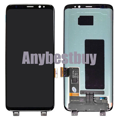 US Display LCD Screen Touch Screen Digitizer Replacement For Samsung Galaxy S8