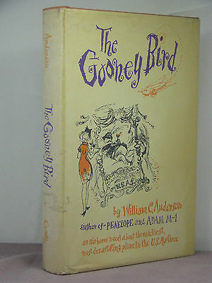 1st, The Gooney Bird by William C Anderson (1968) humorous Air Force/DC-3 novel