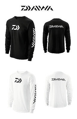 DAIWA VECTOR LONG SLEEVE T-SHIRT various sizes