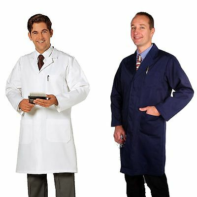 Lab Laboratory Warehouse Doctor Work Wear Coat Medical Technician Food Hygiene