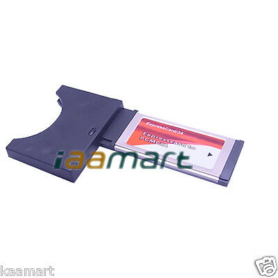 Laptop Expresscard to PCMCIA Supports ExpressCard/34 and ExpressCard/54 Notebook