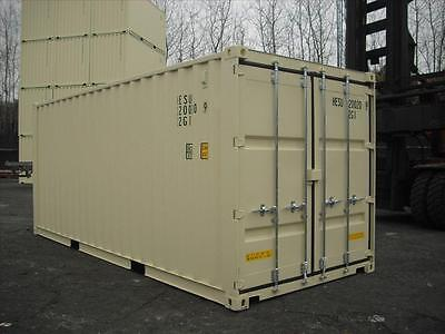 20' New Shipping Container Cargo Container Storage Container in Tacoma, WA