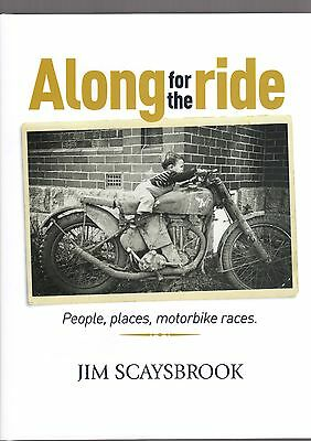 Along For The Ride By Jim Scaysbrook