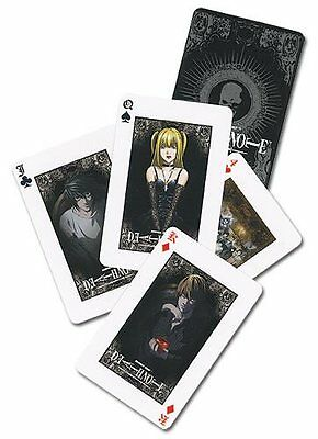 New Death Note Playing Cards - Licensed Anime Manga