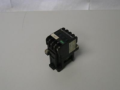 Fuji Electric Magnetic Contactor, SRCa3631-0/X (3a1b), 110V Coil, Used, WARRANTY